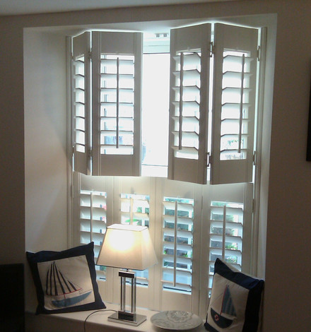 How To Measure Windows For Timber Shutters We Make In The Uk