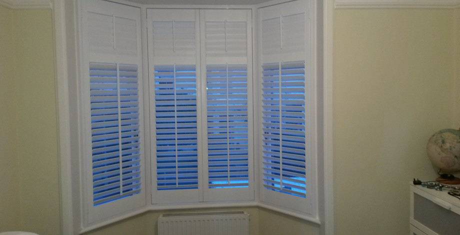 shutters in colour