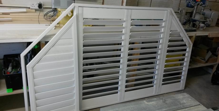 Devon shutters